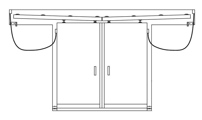 bipart doors
